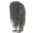 6mm natural 14inches Full lace wig -bW0070