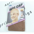 Wig Cap for closure weaving sewing or wearing lace