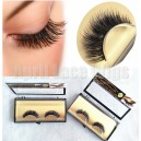 Mink effect false eyelashes S-305